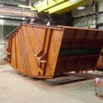 Mining parts