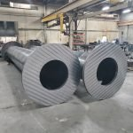 Large Machined Weldments